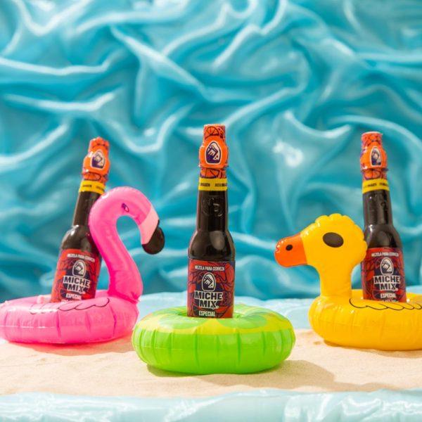 Pool Party con Mezclas Miche Mix
